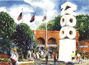 St Louis Parks Portfolio