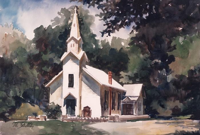 496 Elsa Church