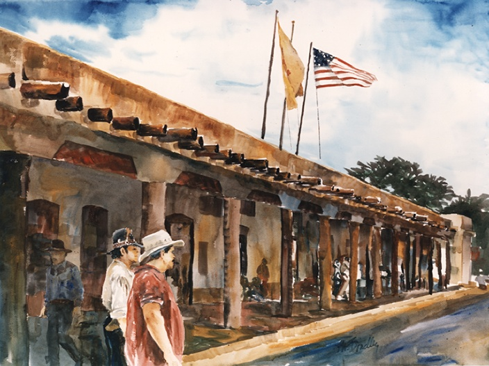 524 Santa Fe Governor's Palace