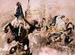 343 Kansas City Horses and Plaza