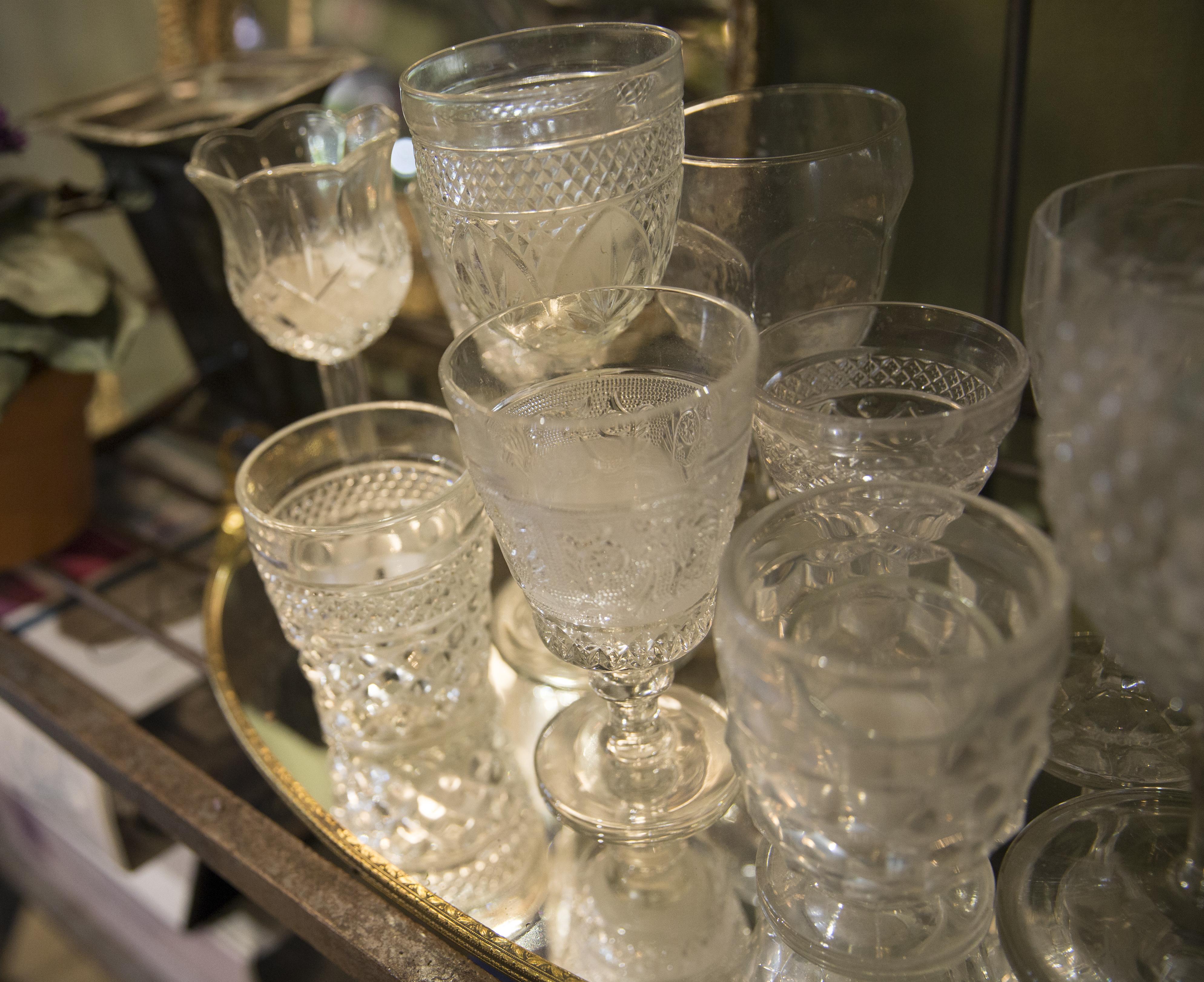 Glass Rental