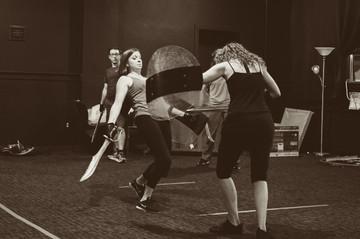 Brave Spirits Broadsword and Sword and Shield Intensive - 2019