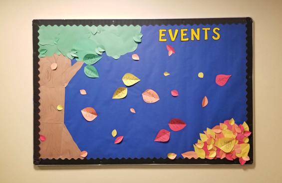 Bulletin Board Campaign