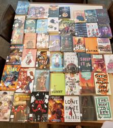 Last Order of Books - 2018