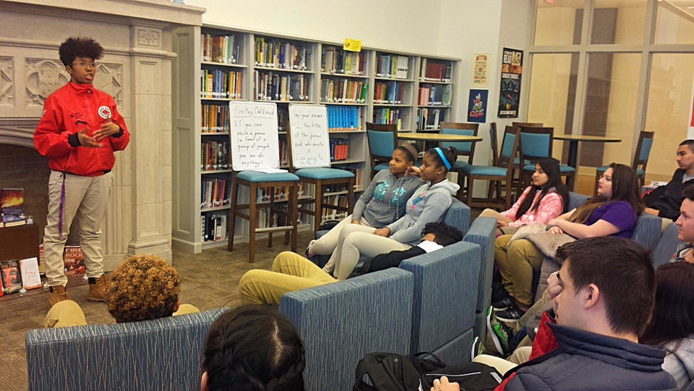 Ms. Zher's Poetry Contest