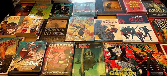 New Graphic Novels