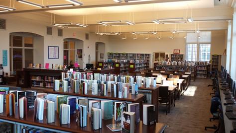 Cardozo Library