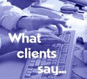 What clients say about our Uk probate Service