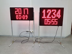Electronic Sport Counters and Timers