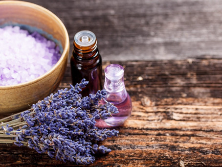 What is involved in an aromatherapy treatment?