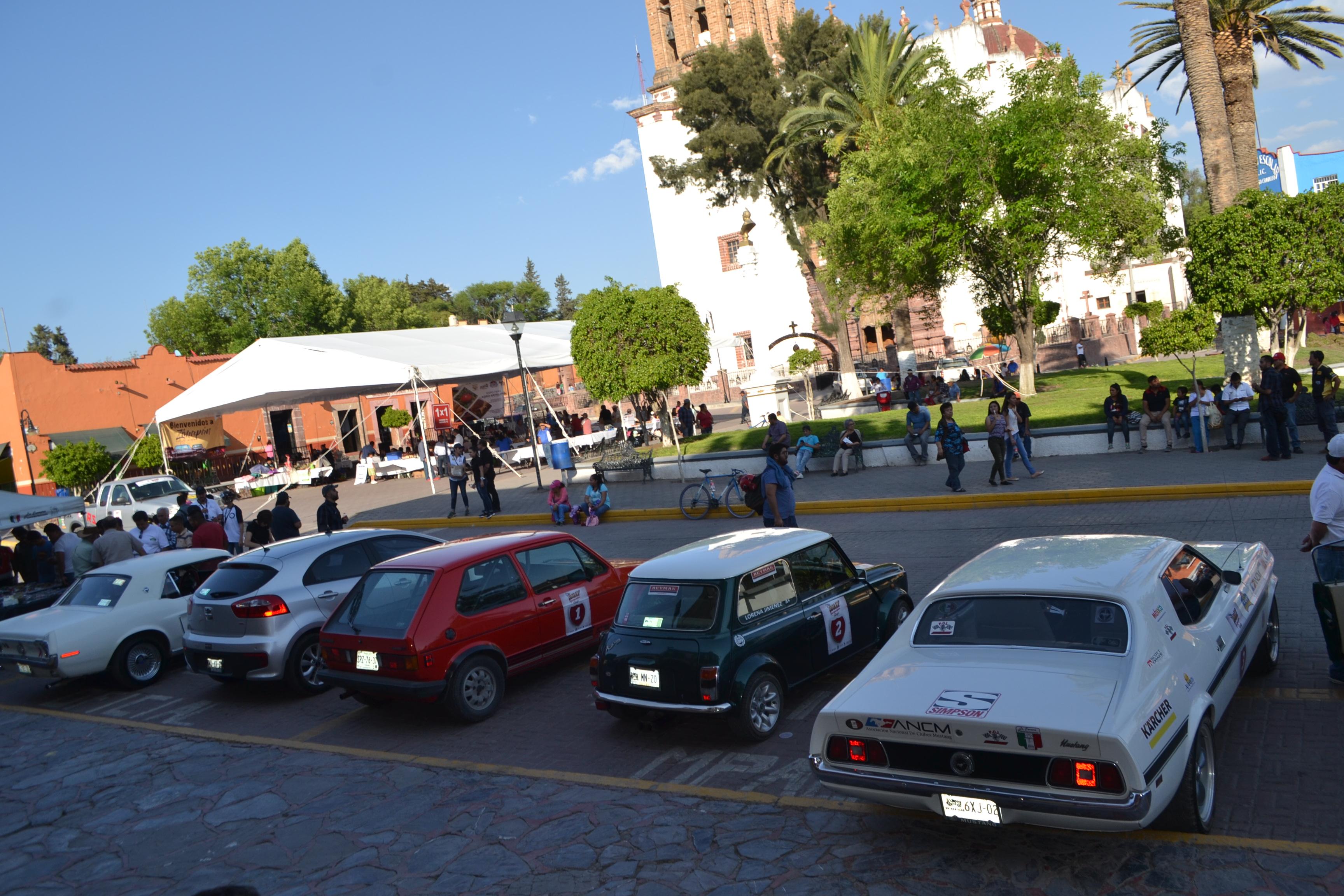 Rally Tequiasquiapan Vintage 2018 228
