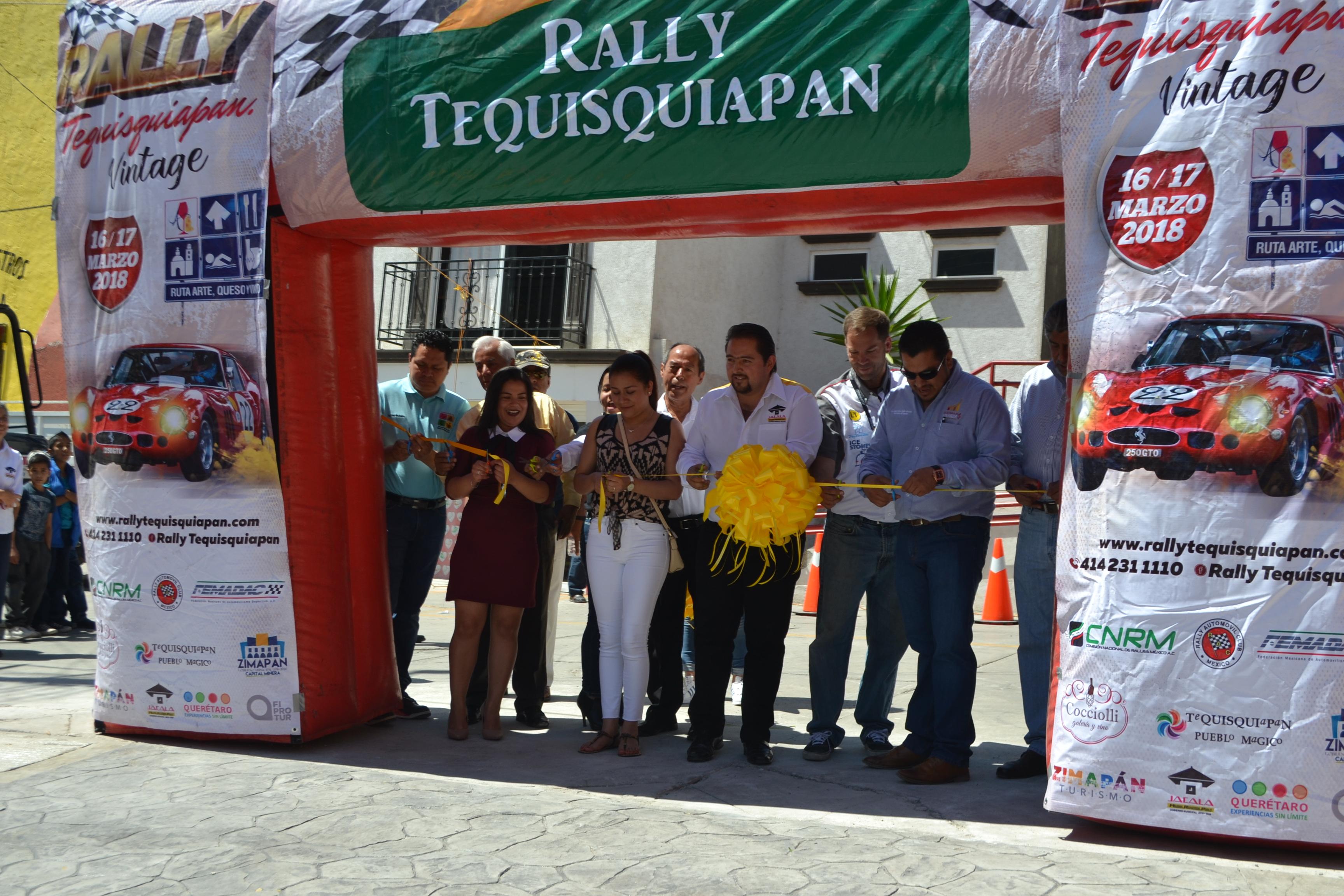 Rally Tequiasquiapan Vintage 2018 403
