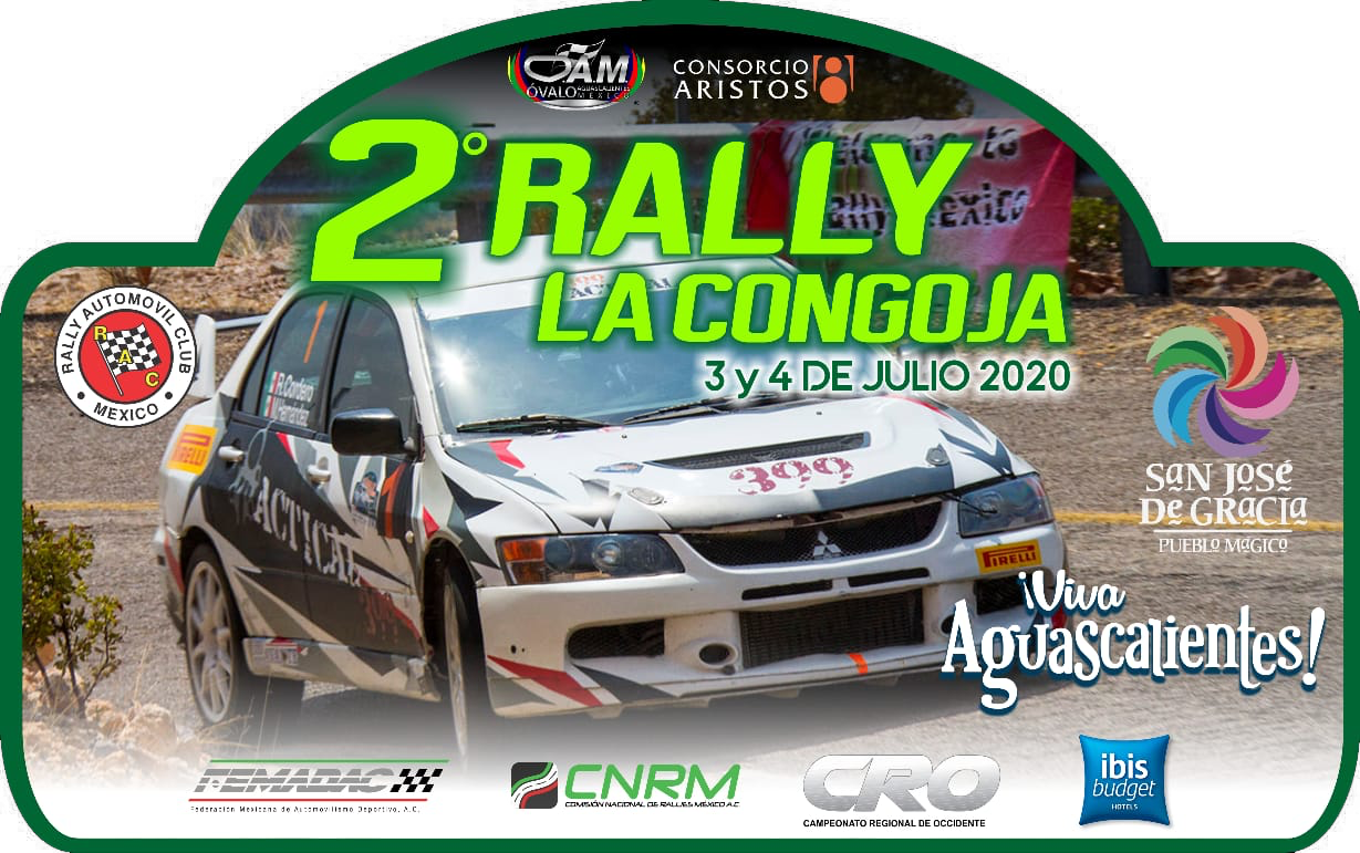 2º Rally La Congoja