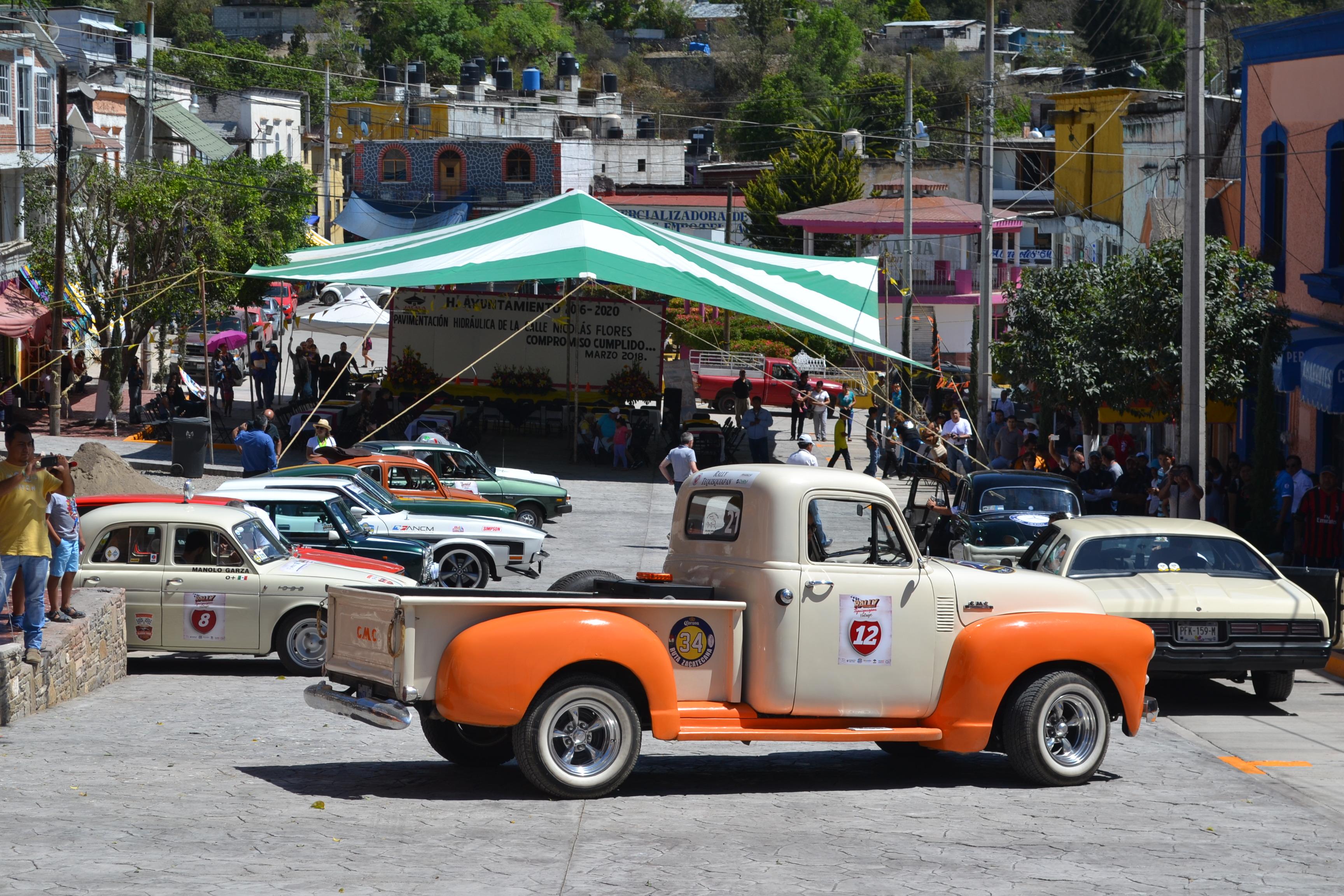 Rally Tequiasquiapan Vintage 2018 431