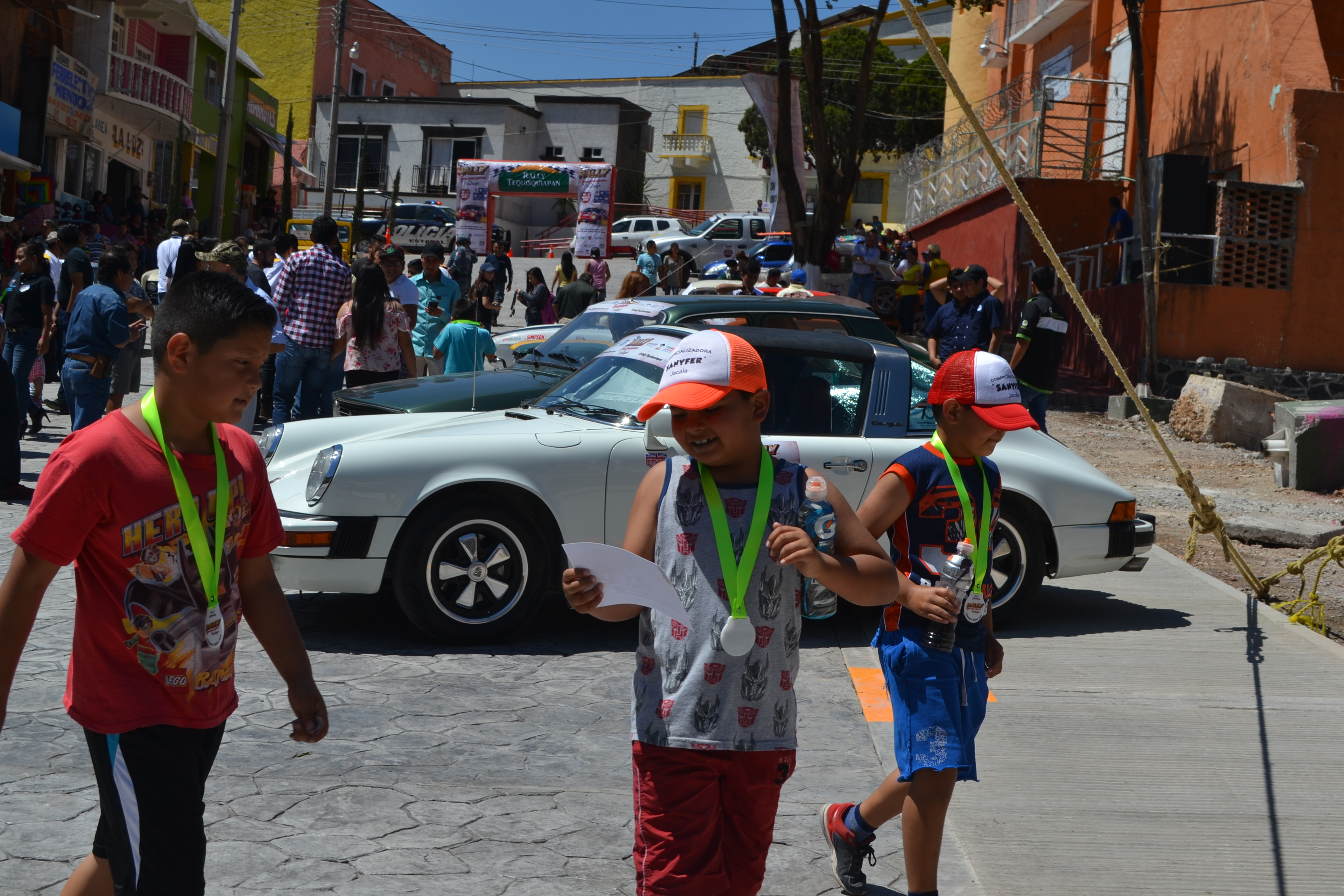 Rally Tequiasquiapan Vintage 2018 449