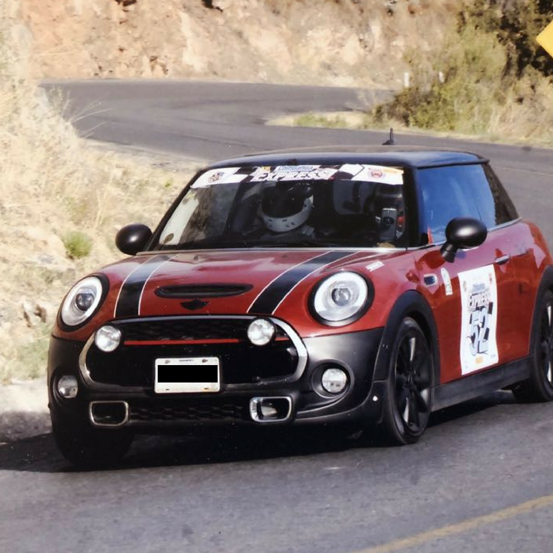 MINI Rally Tequisquiapan
