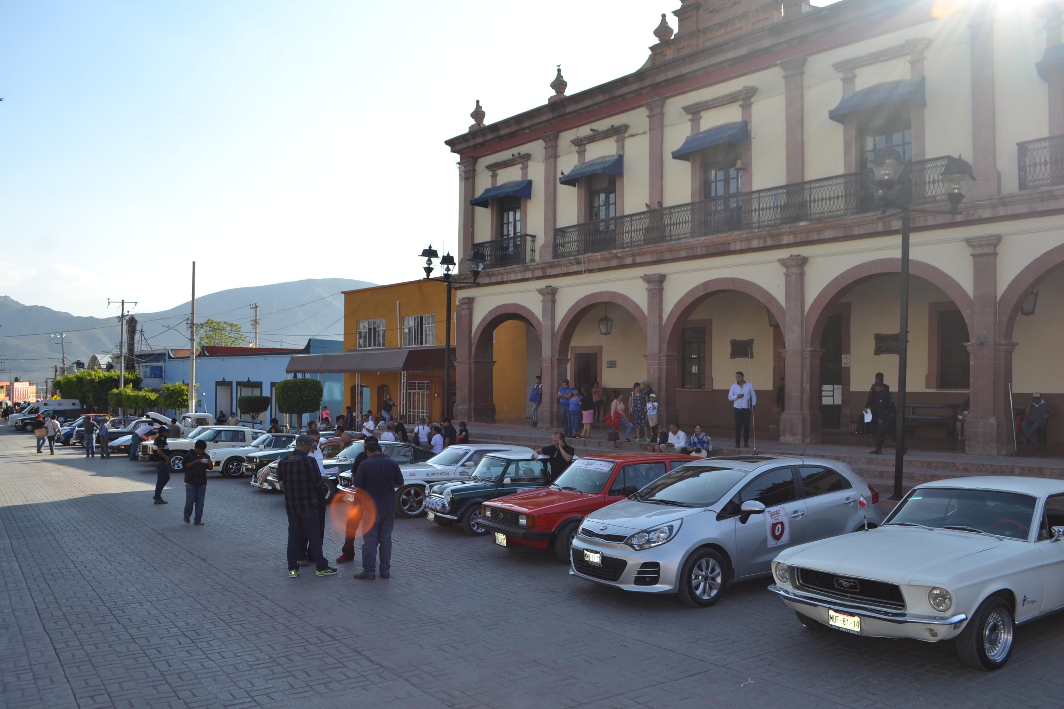 Rally Tequiasquiapan Vintage 2018 224