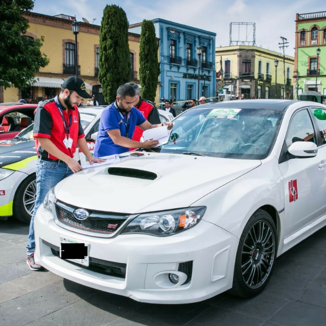 SUBARU Rally Tequisquiapan