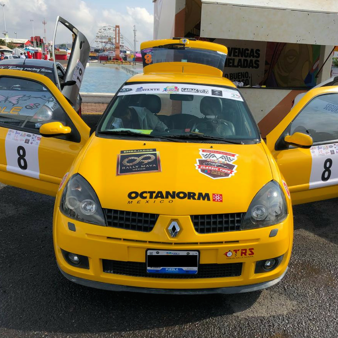 RENAULT Rally Tequisquiapan