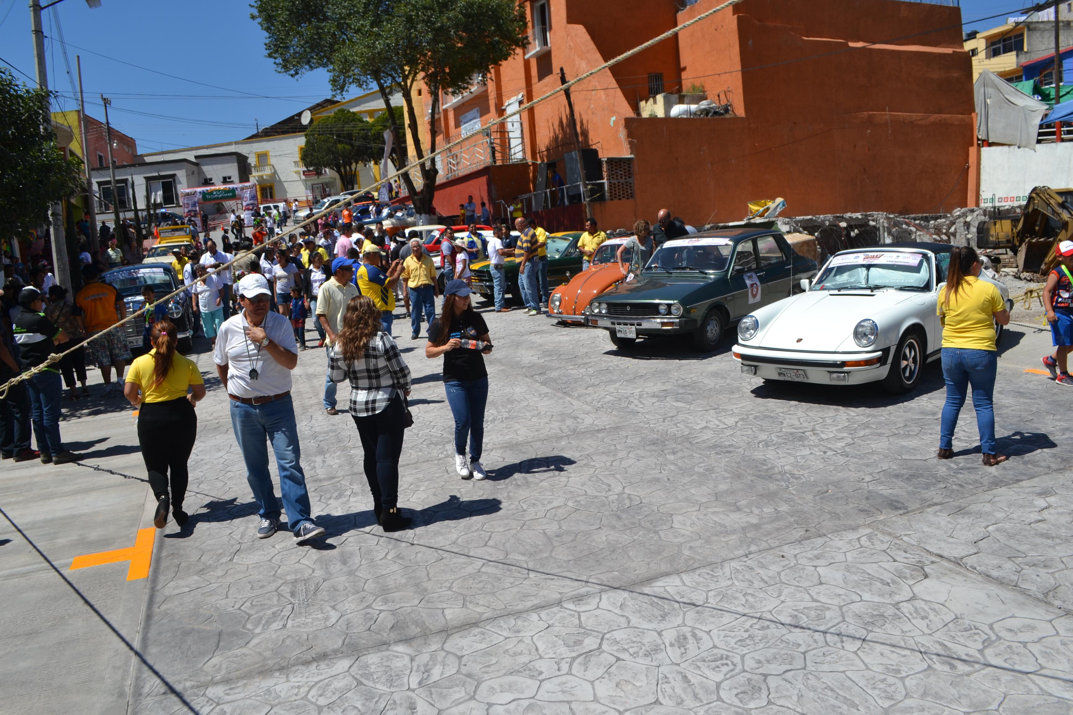 Rally Tequiasquiapan Vintage 2018 442