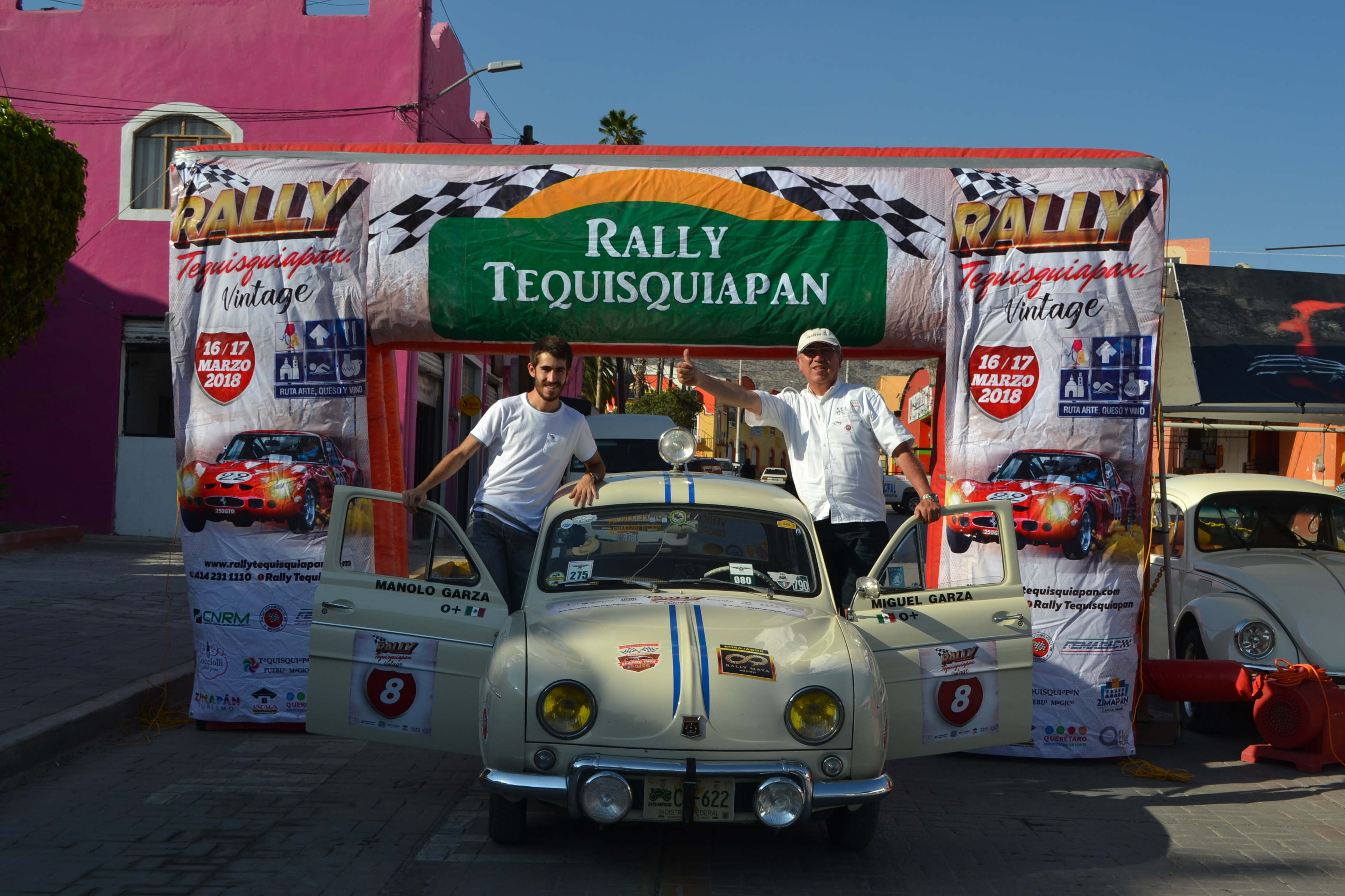 Rally Tequiasquiapan Vintage 2018 217