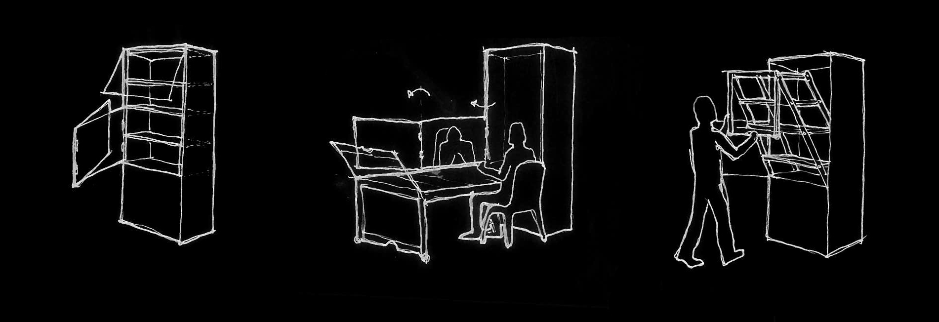 The Transformable Desk-top