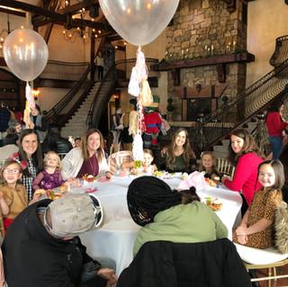Family Tea Party
