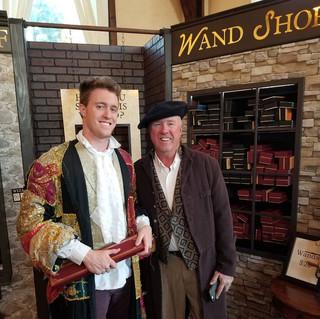 Wand Shop Keeper