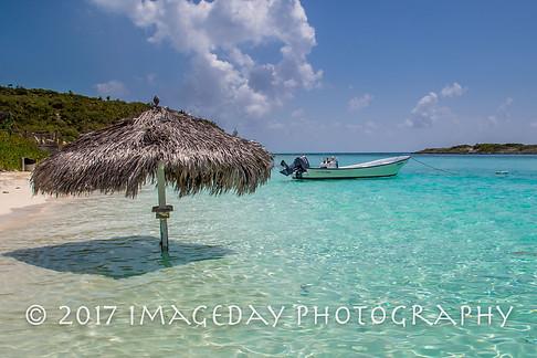 Beach Paradise, The Exumas, Bahamas
