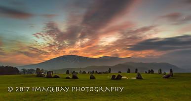 Castlerigg Stone Circle, Keswick