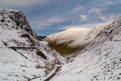 Honister Pass, Cumbria