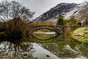 The Bridge, Grange, Derwentwater, Keswick
