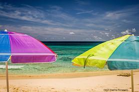 A day at the beach, Treasure Cay, Abaco, Bahamas