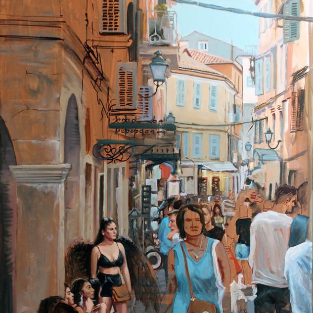 Korfu street
