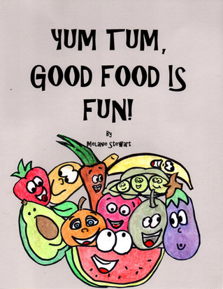 Yum Tum, Good Food IS Fun!