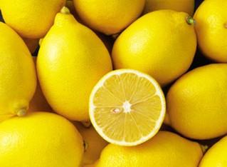 Cranberry Lemon Water Recipe