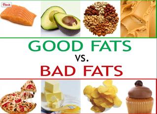 Don't Fear HEALTHY Fat!