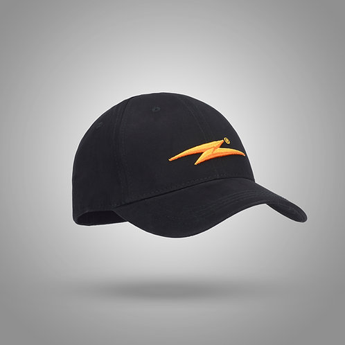 Black Z-Fit Cap