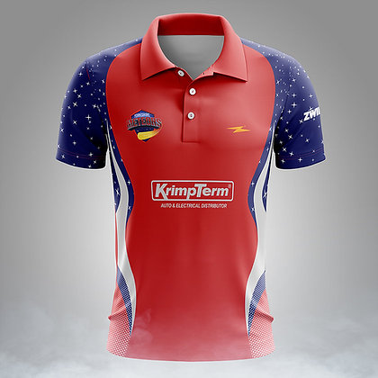 Meteors Coloured shirt
