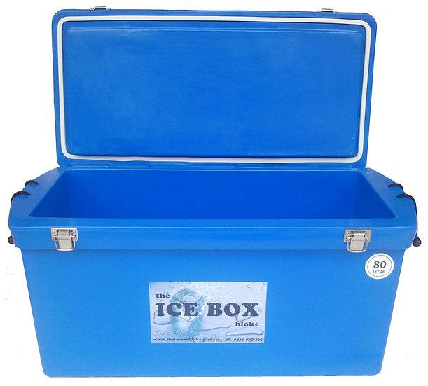 80 Litre Ice Box (blue)