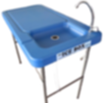 Esky | Fish Filleting Table | Camping Table with Sink | Wholesaler