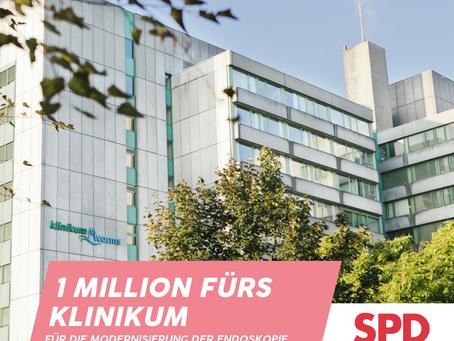 1 Million für das Klinikum Worms