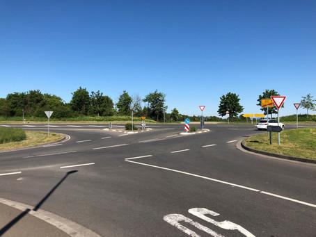 Kreisel B9 Guntersblum: Appell an rheinland-pfälzischen Verkehrsminister