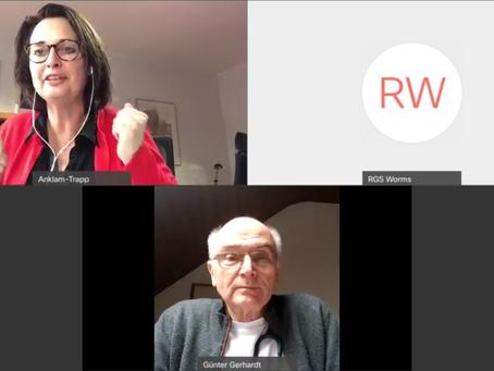 KAT Live mit Dr. Günter Gerhardt zu Corona-Impfstoff