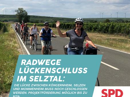 Bund-Länder-Programm zur Förderung des Radverkehrs nutzen!