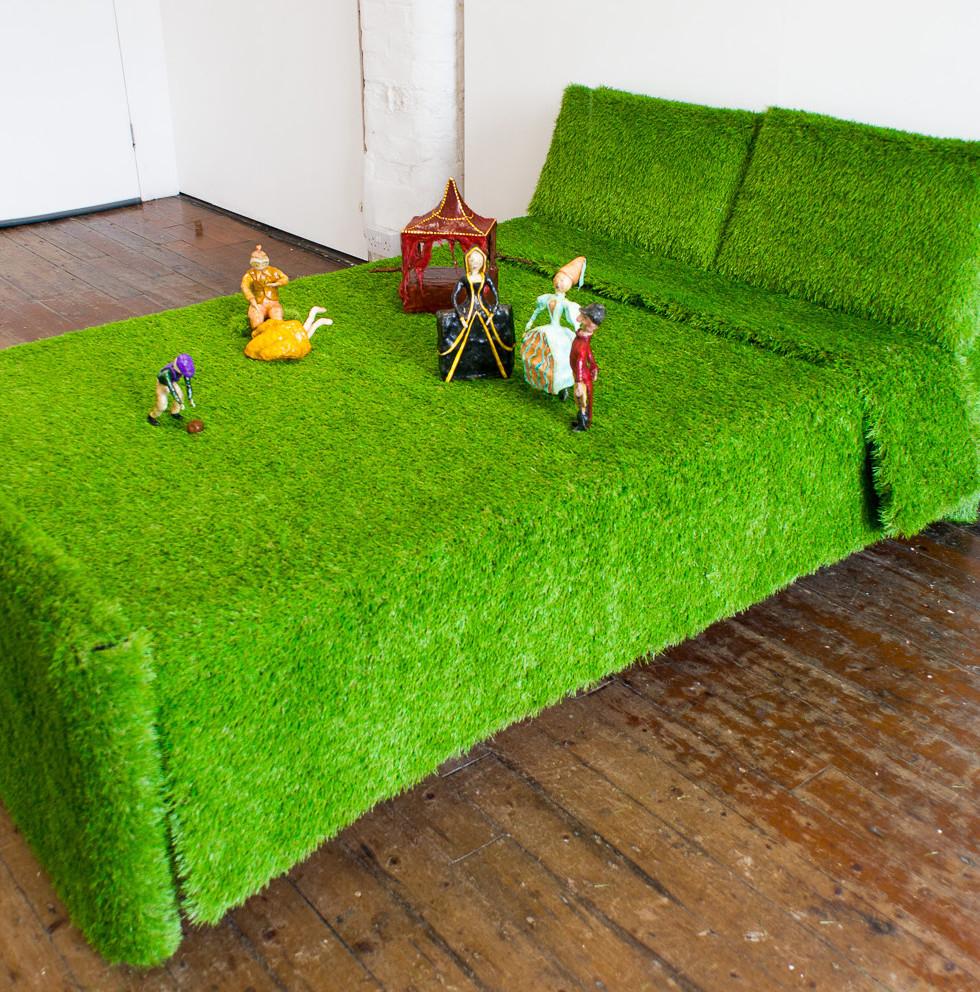 Plastic Grass