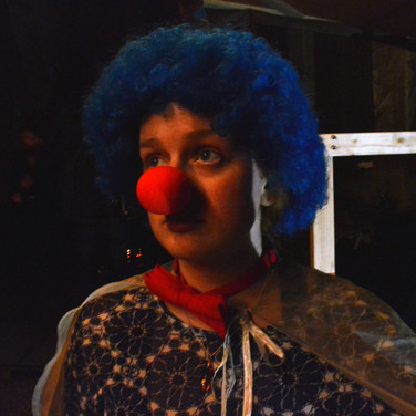 Insecure Clown
