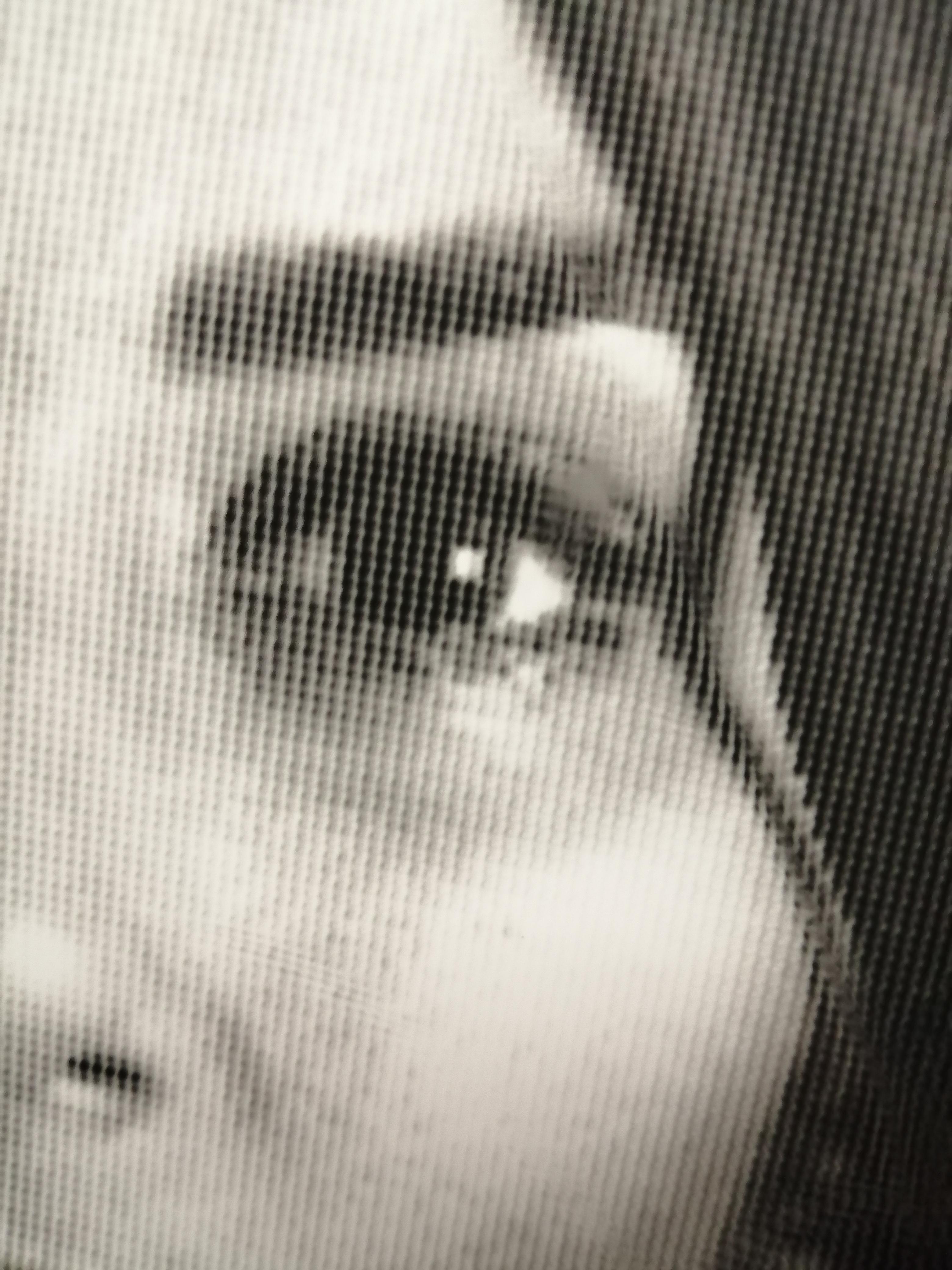Pixelated Portrait