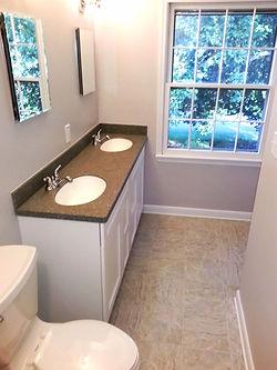 bathroom remodel concord