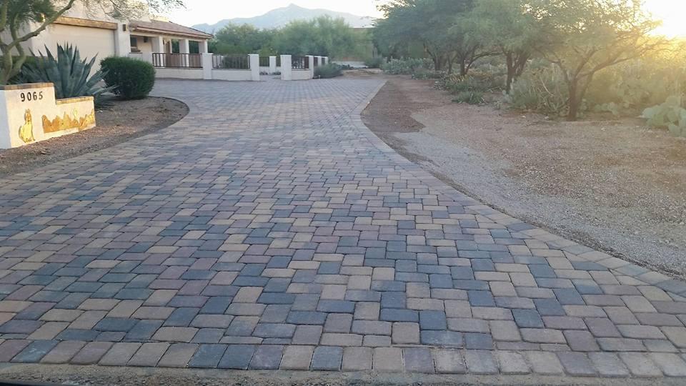 Paved Driveway Bella